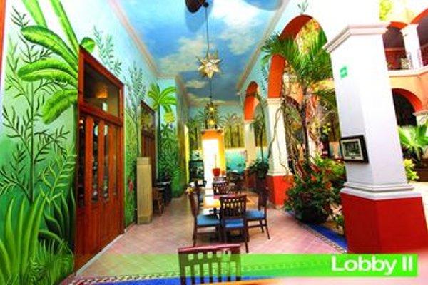 Hotel Casa San Angel - Только для взрослых - фото 12