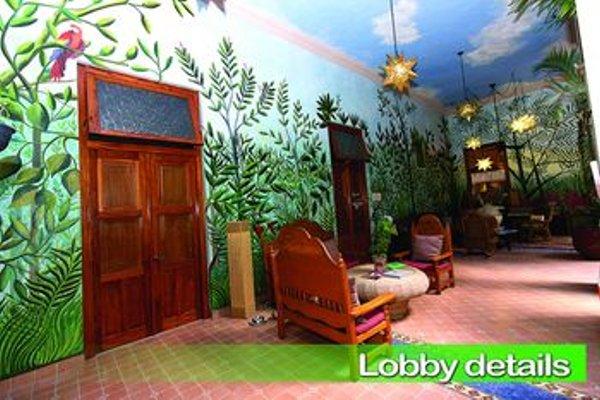 Hotel Casa San Angel - Только для взрослых - фото 14