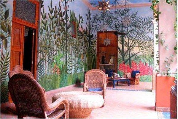 Hotel Casa San Angel - Только для взрослых - фото 16