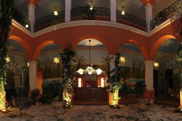 Hotel Casa San Angel - Только для взрослых - фото 20