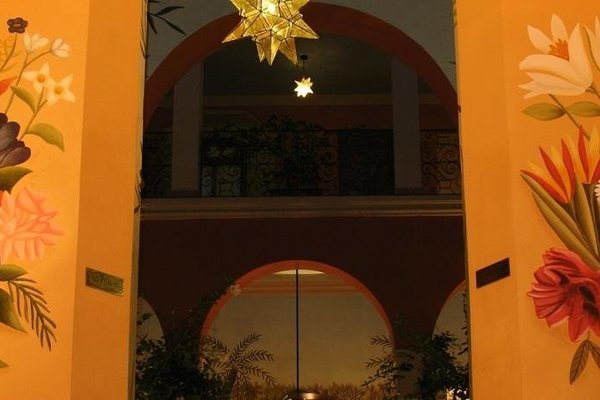 Hotel Casa San Angel - Только для взрослых - фото 21
