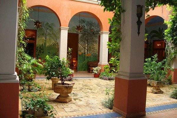 Hotel Casa San Angel - Только для взрослых - фото 22