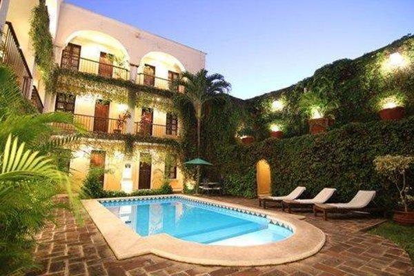 Hotel La Mision De Fray Diego - фото 50