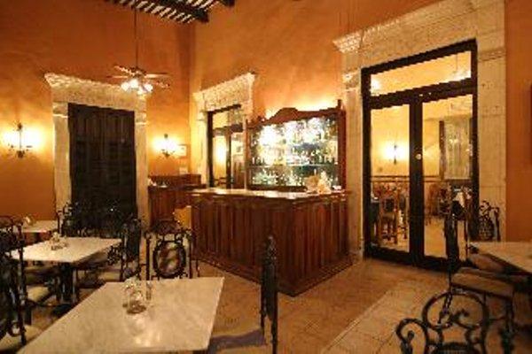 Hotel La Mision De Fray Diego - фото 12