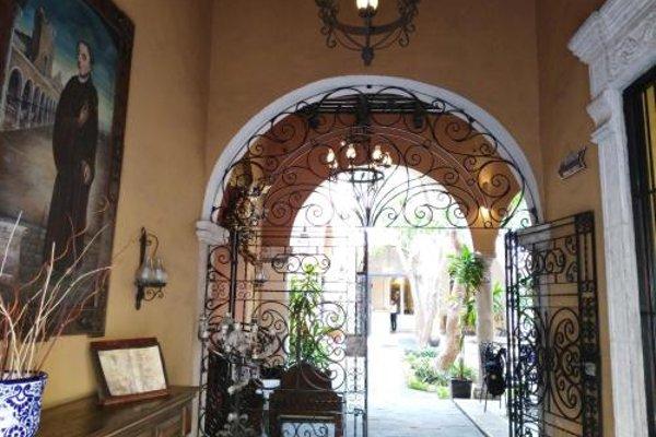 Hotel La Mision De Fray Diego - фото 13