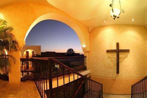 Hotel La Mision De Fray Diego - фото 17