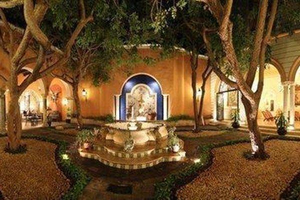Hotel La Mision De Fray Diego - фото 18