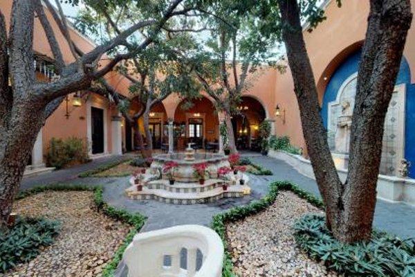 Hotel La Mision De Fray Diego - фото 19