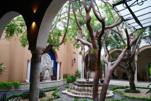 Hotel La Mision De Fray Diego - фото 20