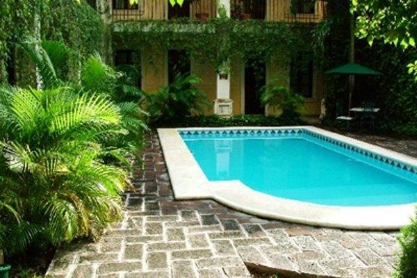 Hotel La Mision De Fray Diego - фото 21