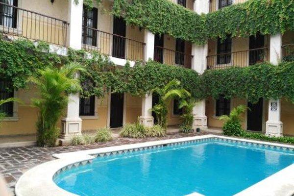 Hotel La Mision De Fray Diego - фото 22