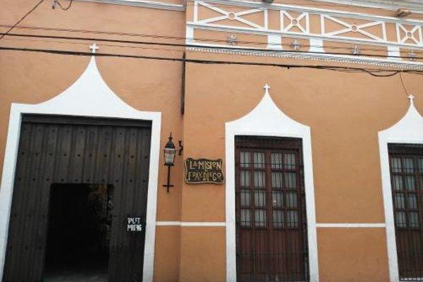 Hotel La Mision De Fray Diego - фото 23