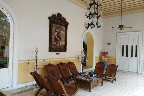 Hotel La Mision De Fray Diego - фото 5
