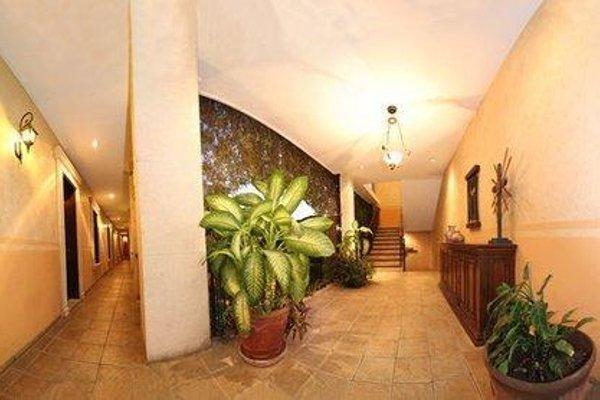 Hotel La Mision De Fray Diego - фото 7