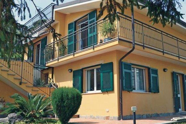 Holiday home Villa Capo Buona Speranza - фото 43