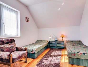 Гестхаус Holiday home Rowy Jarzebinowa