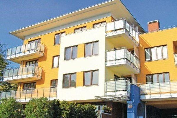 Apartment Kolobrzeg Al. Fredry - фото 21