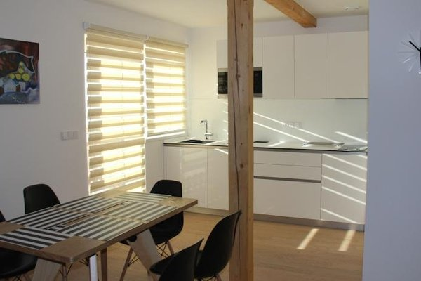 Exclusive apartments Pod Lanovkou - фото 14