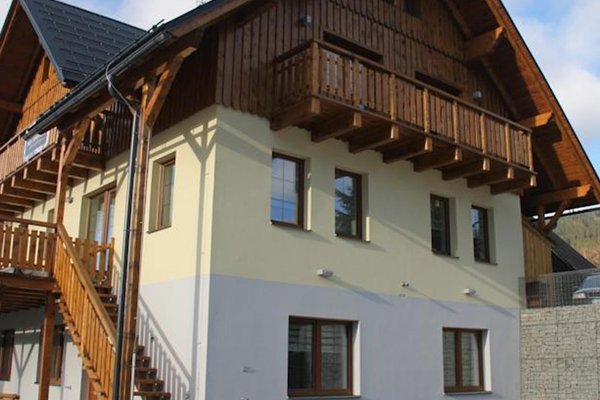 Exclusive apartments Pod Lanovkou - фото 23