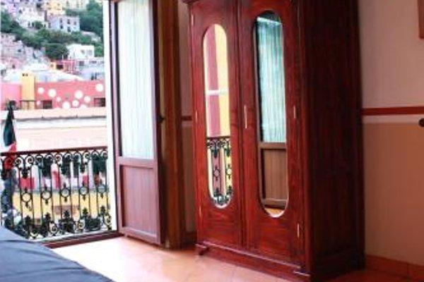 Hotel de la Paz - фото 19