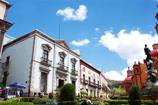 Hotel de la Paz - фото 21