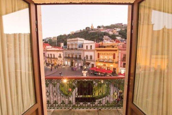 Hotel de la Paz - фото 22