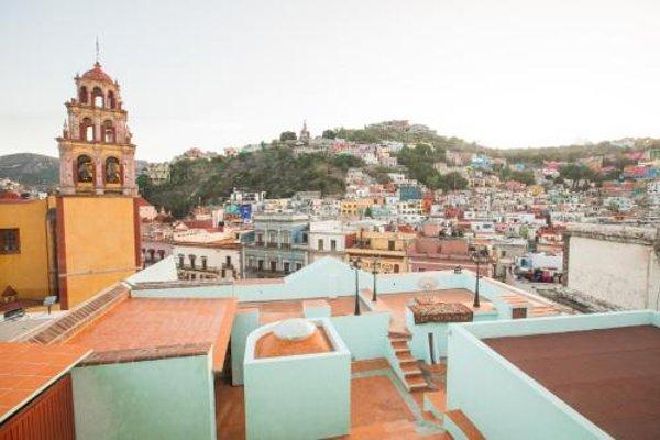 Hotel de la Paz - фото 23