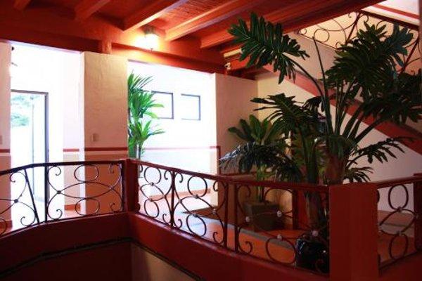 Hotel de la Paz - фото 8