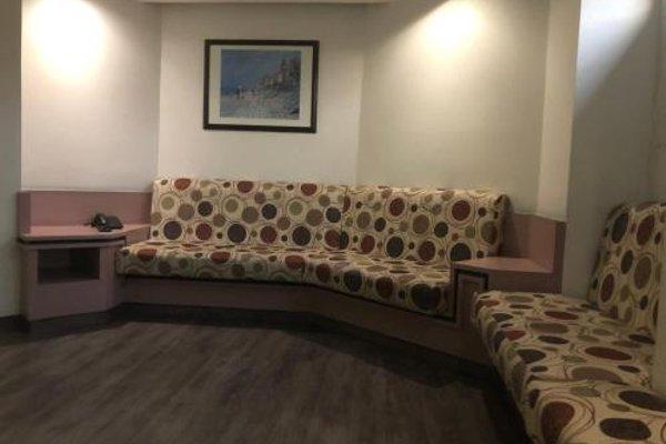Hotel Guadalajara - фото 41