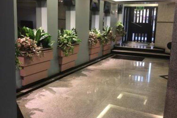 Hotel Guadalajara - фото 13