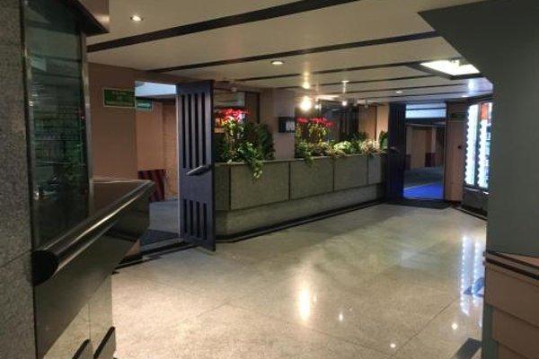 Hotel Guadalajara - фото 14