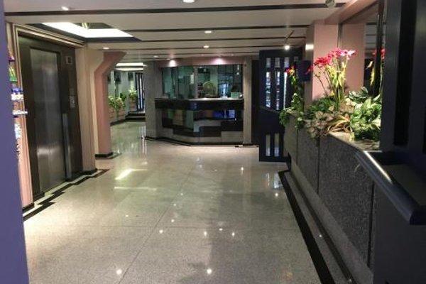 Hotel Guadalajara - фото 15