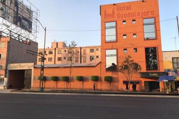 Hotel Guadalajara - фото 21