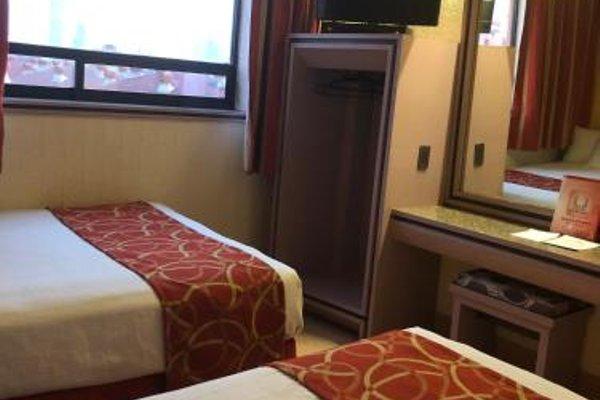 Hotel Guadalajara - фото 6