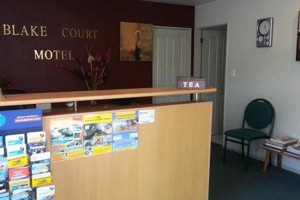 Blake Court Motel - фото 14