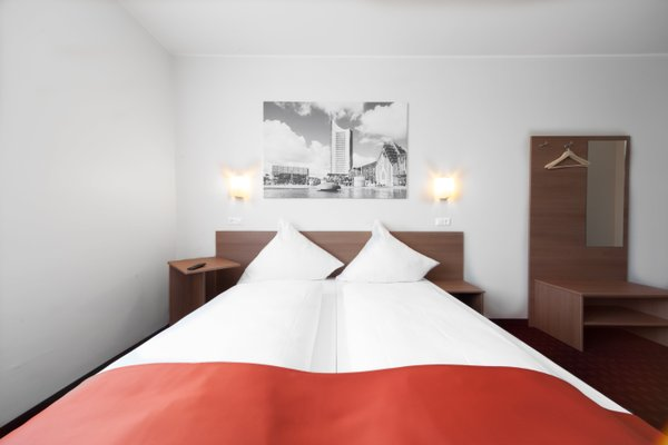 McDreams Hotel Leipzig - фото 50