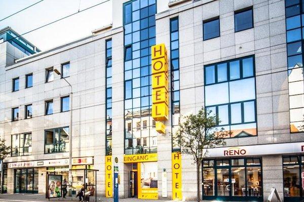 McDreams Hotel Leipzig - фото 23
