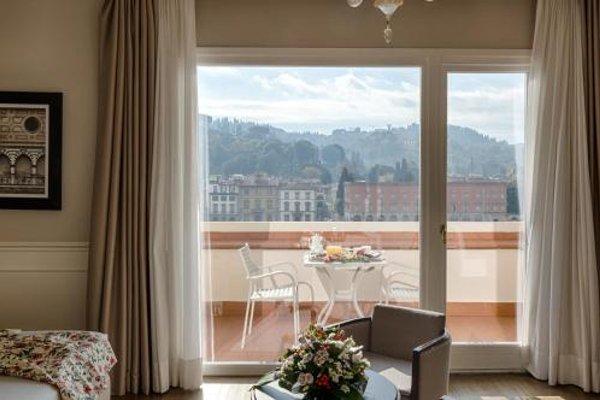 Plaza Hotel Lucchesi - фото 16