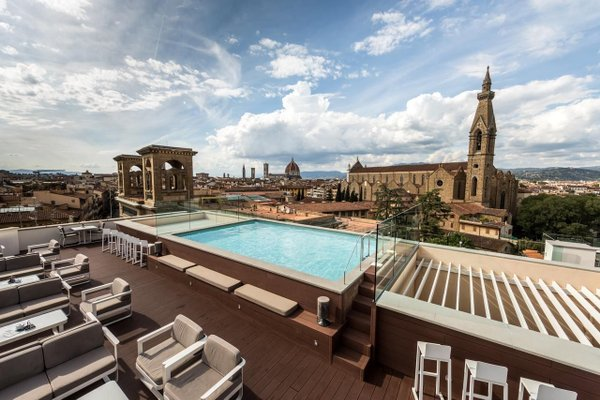 Plaza Hotel Lucchesi - фото 18