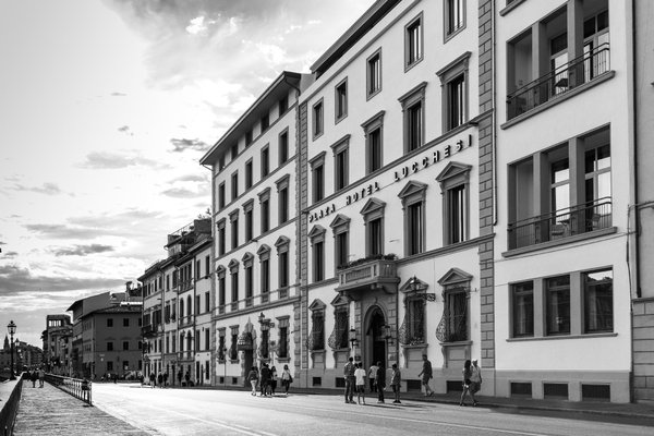Plaza Hotel Lucchesi - фото 21