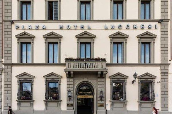 Plaza Hotel Lucchesi - фото 22