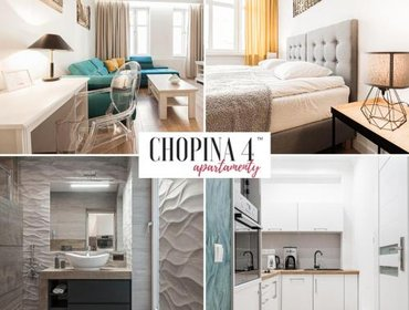 Apartments Chopina 4