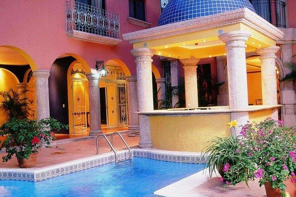 Hotel Portal del Angel - фото 20