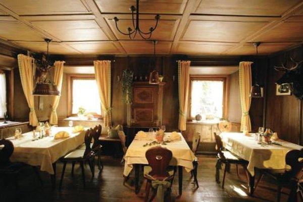 Hotel Zum Hirschen - фото 10