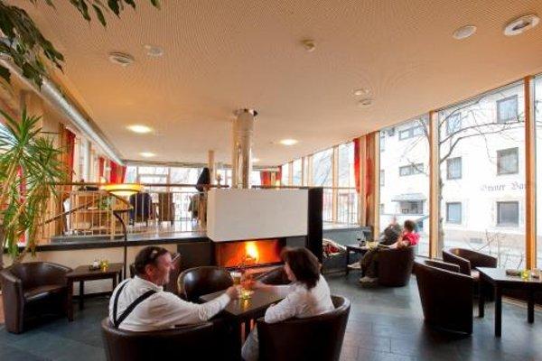 Hotel Zum Hirschen - фото 11