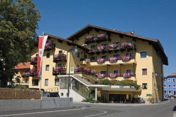 Hotel Zum Hirschen - фото 22