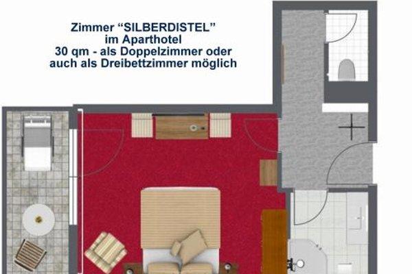 Hotel und Aparthotel Almrosl - 13
