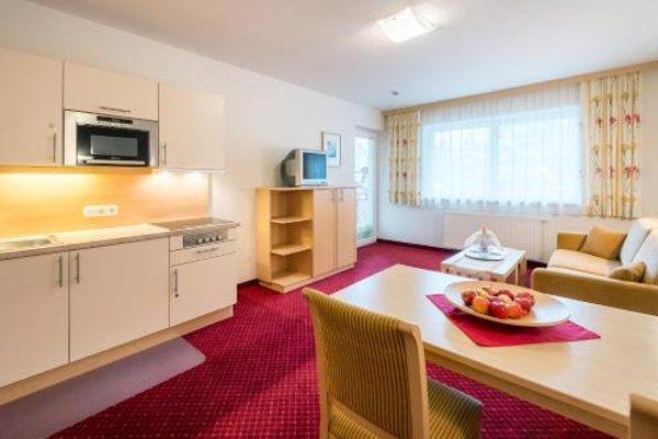 Hotel und Aparthotel Almrosl - 3