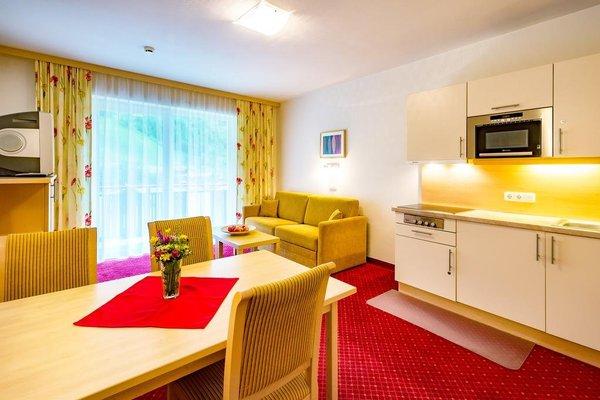 Hotel und Aparthotel Almrosl - 4