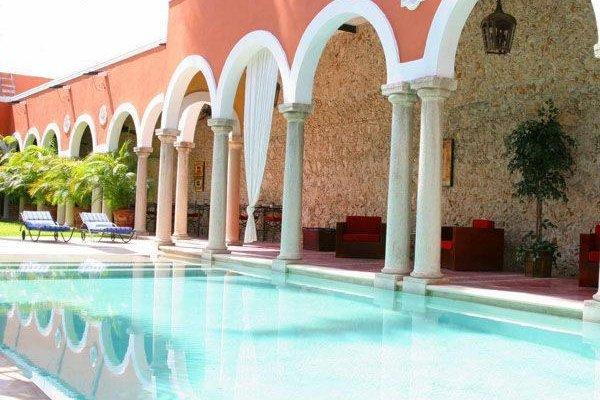 Hotel Hacienda Merida - фото 23